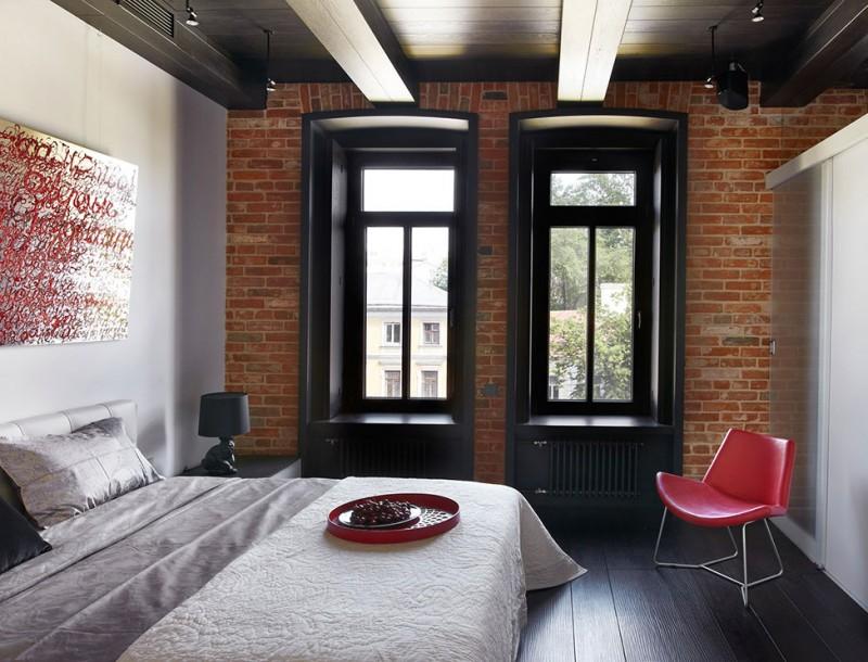 лофт дизайн квартир 6